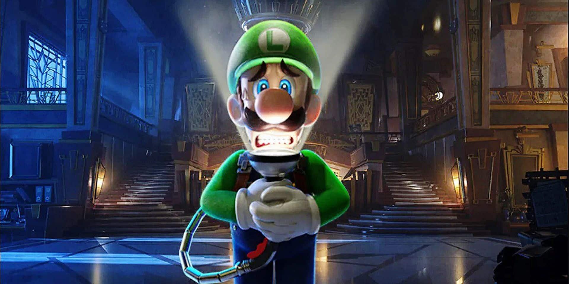 Luigi's Mansion 3 : des frissons de bonheur sur Switch
