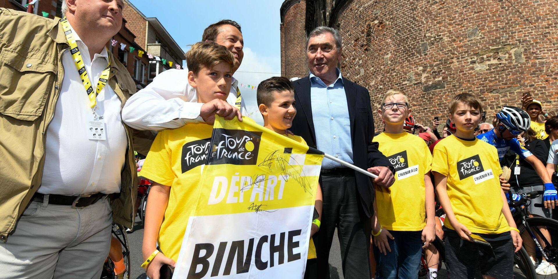 TOUR DE FRANCE 2019 / BINCHE