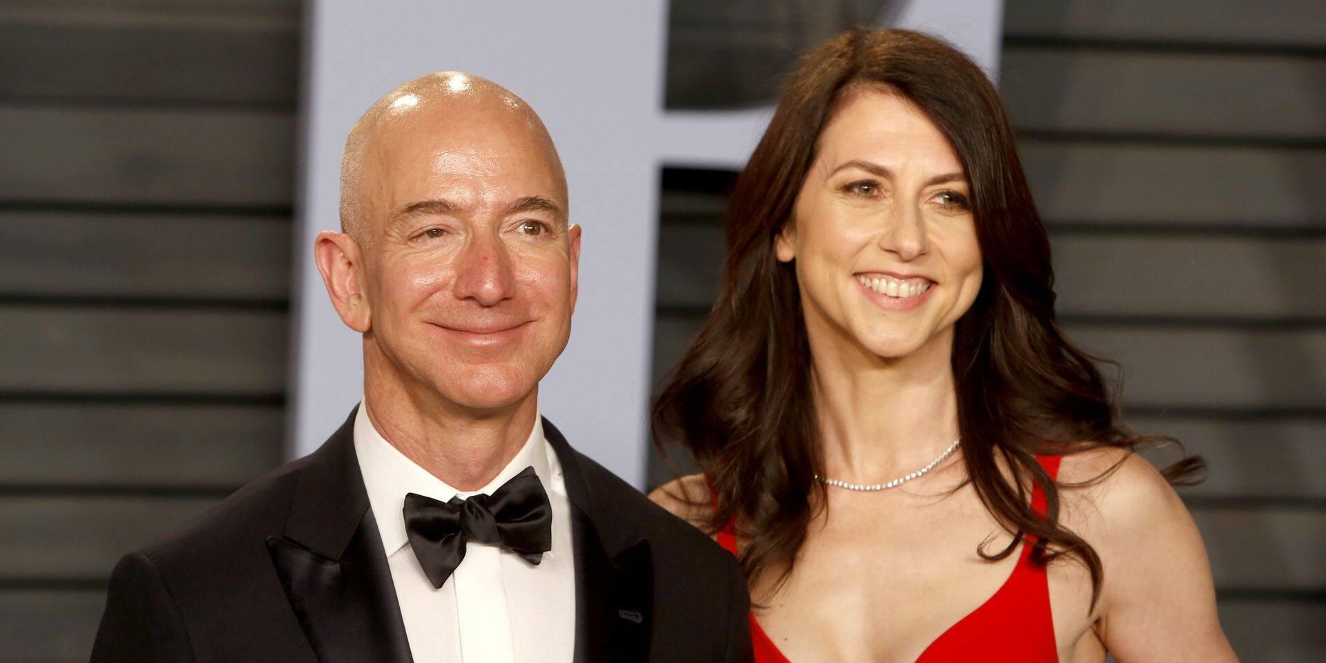 Après son divorce avec Jeff Bezos, MacKenzie Scott offre 1,7 milliard de dollars à des oeuvres de charité