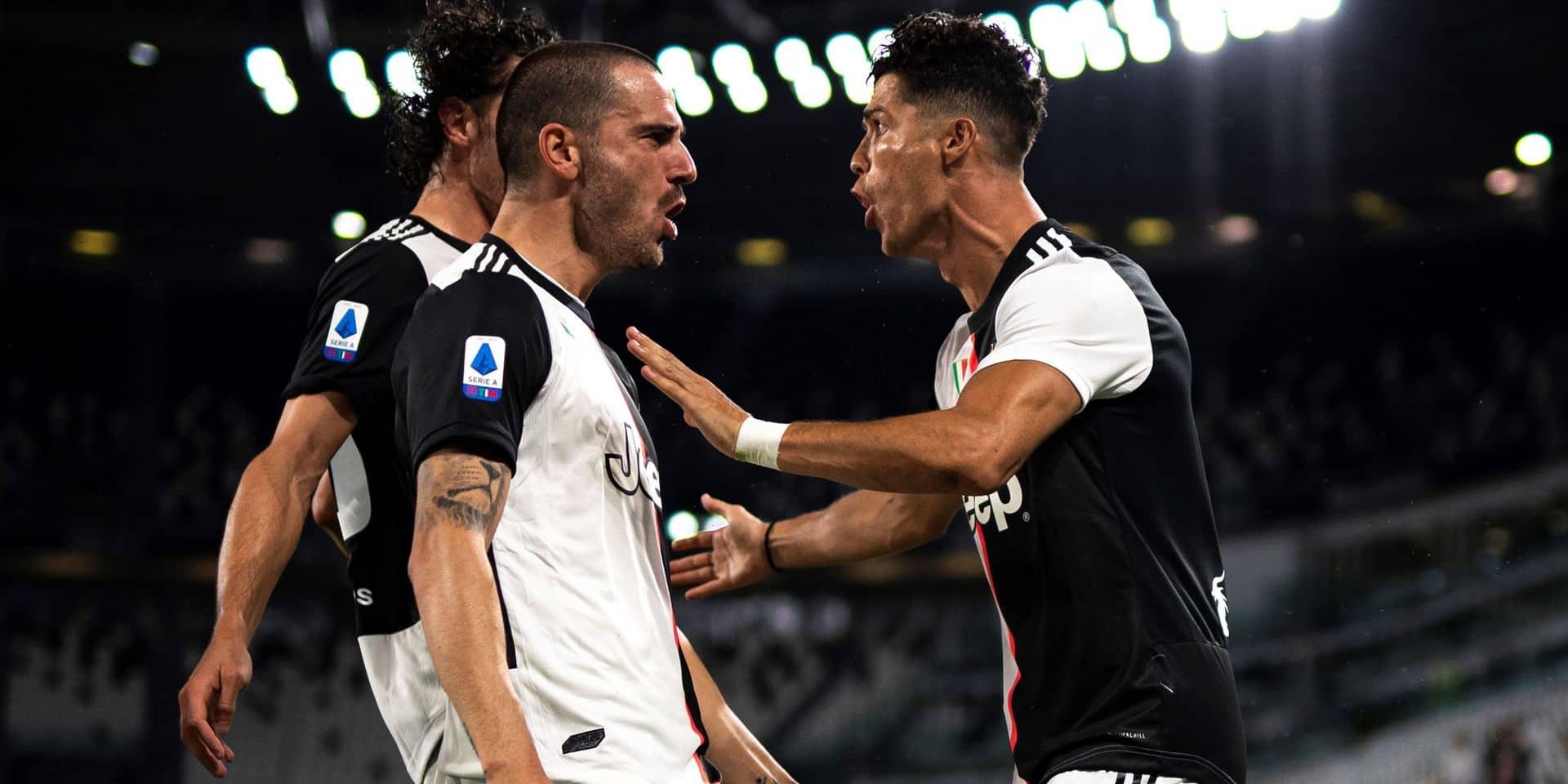 Enfin la semaine du sacre pour la Juventus