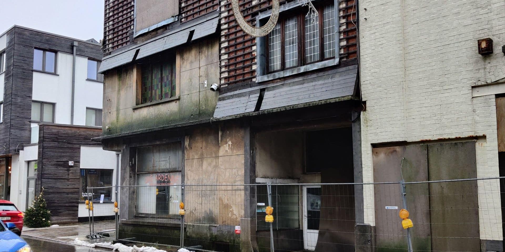 Neufchâteau : quid de l'immeuble Ianuzzi/Laroche à Neufchâteau ?