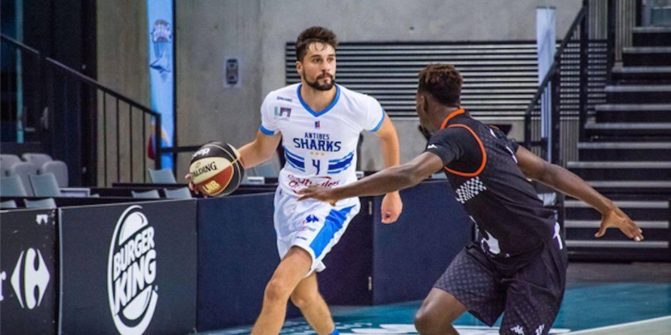 Giuliano Neri découvre la vie de basketteur pro en France