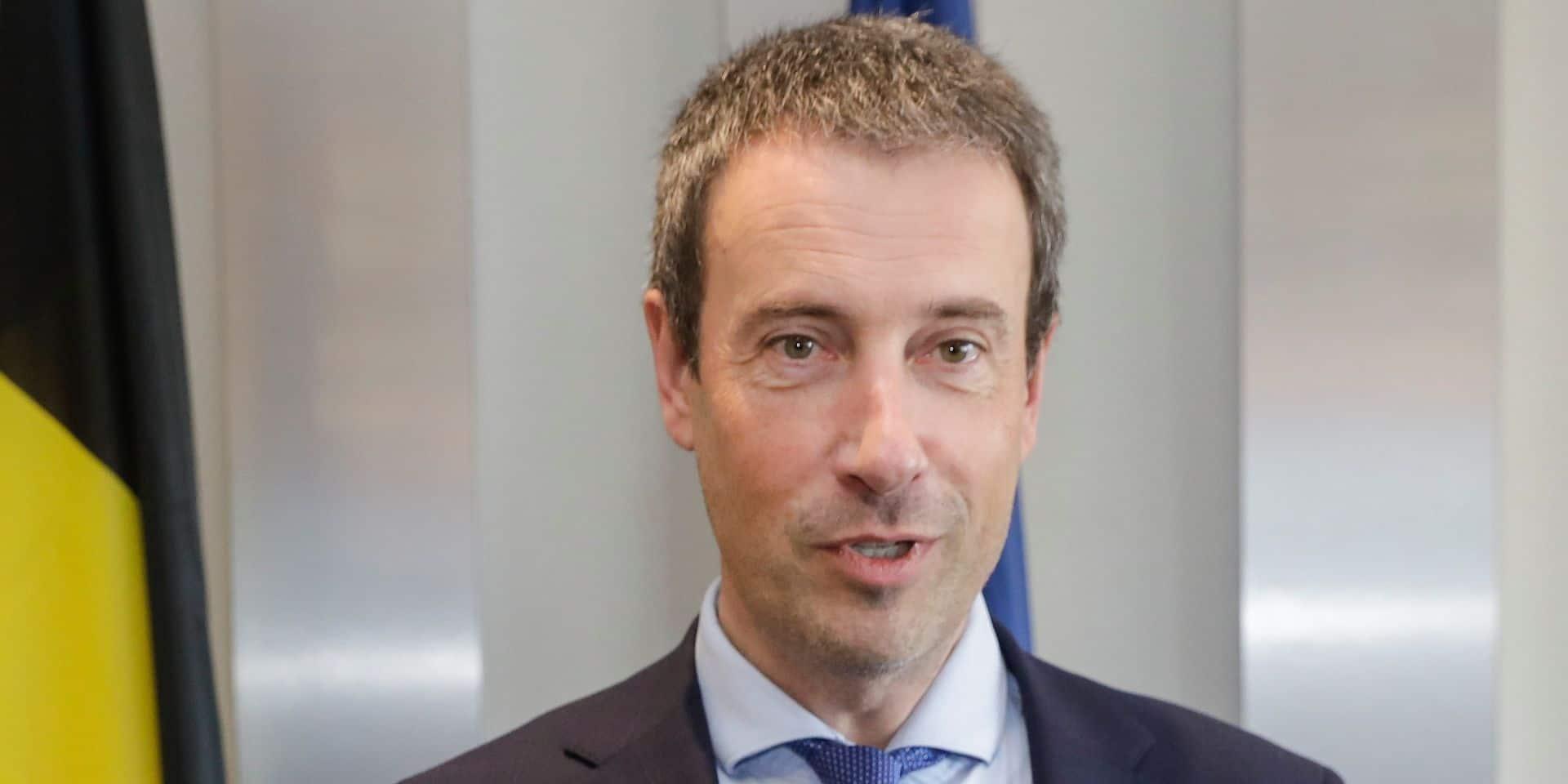 """Philippe Goffin, inquiet face au conflit au Moyen-Orient: """"Il y a une situation de danger réelle, le retour de la diplomatie est indispensable"""""""