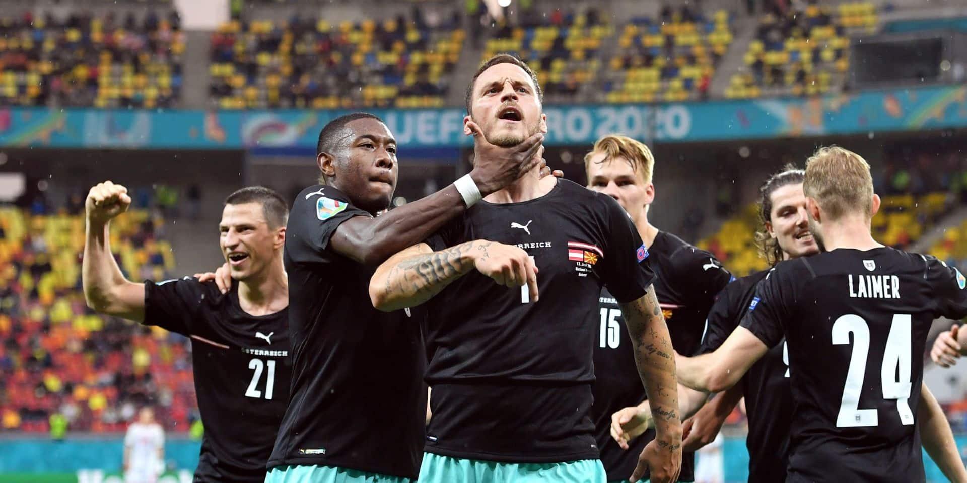"""Arnautovic nie avoir proféré des insultes racistes après son goal: """"C'était un échange houleux et émotionnel"""""""