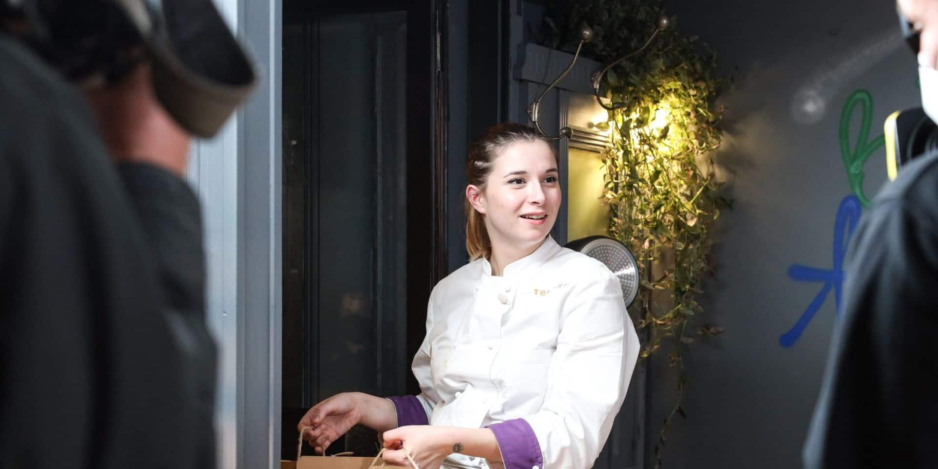 """""""Top Chef"""", un concours taillé pour les hommes? Passée à côté de la victoire, Sarah espère que plus de femmes se lanceront dans la compétition"""
