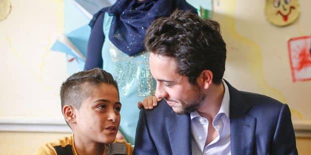 Le prince Hussein, ce beau gosse de la monarchie jordanienne - La DH