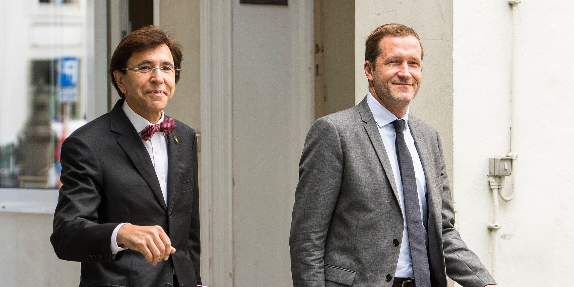 Le PS écrit à ses membres pour expliquer pourquoi il négocie avec le MR en Wallonie