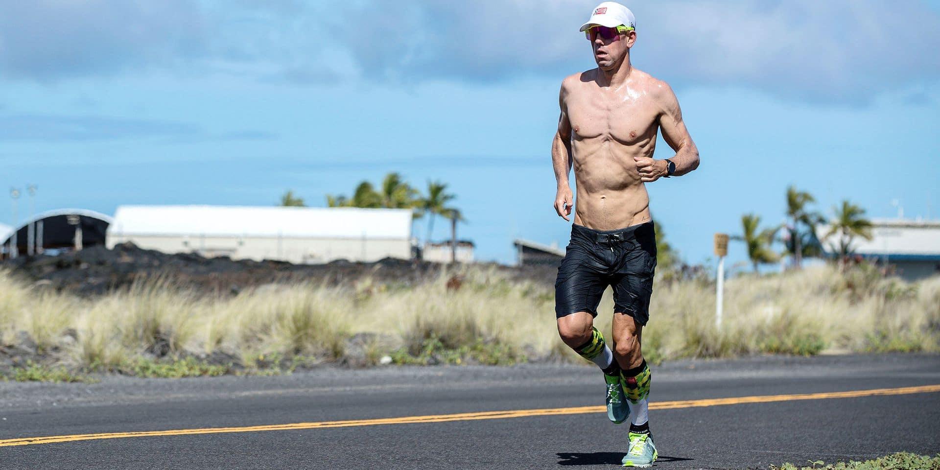 """Van Lierde, en route pour son onzième Ironman d'Hawaï: """"J'ai mis cinq ans à l'apprivoiser !"""""""