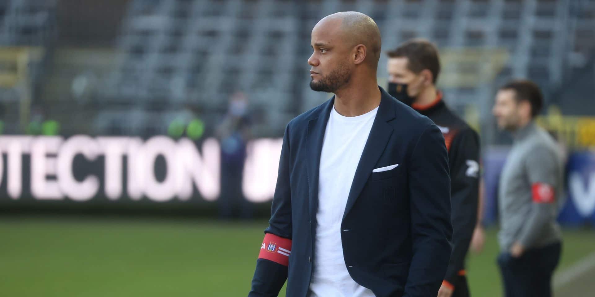 """""""On a joué avec la peur aujourd'hui"""": les réactions après Anderlecht-Courtrai"""