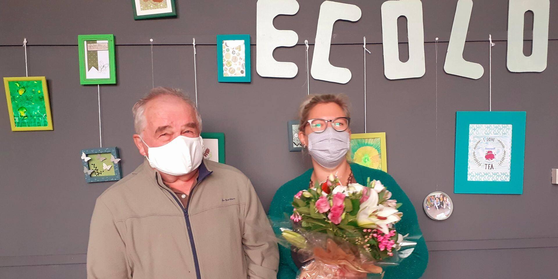 Estaimpuis: Patrick Vantomme (Ecolo) remplace Pauline Trooster au conseil communal