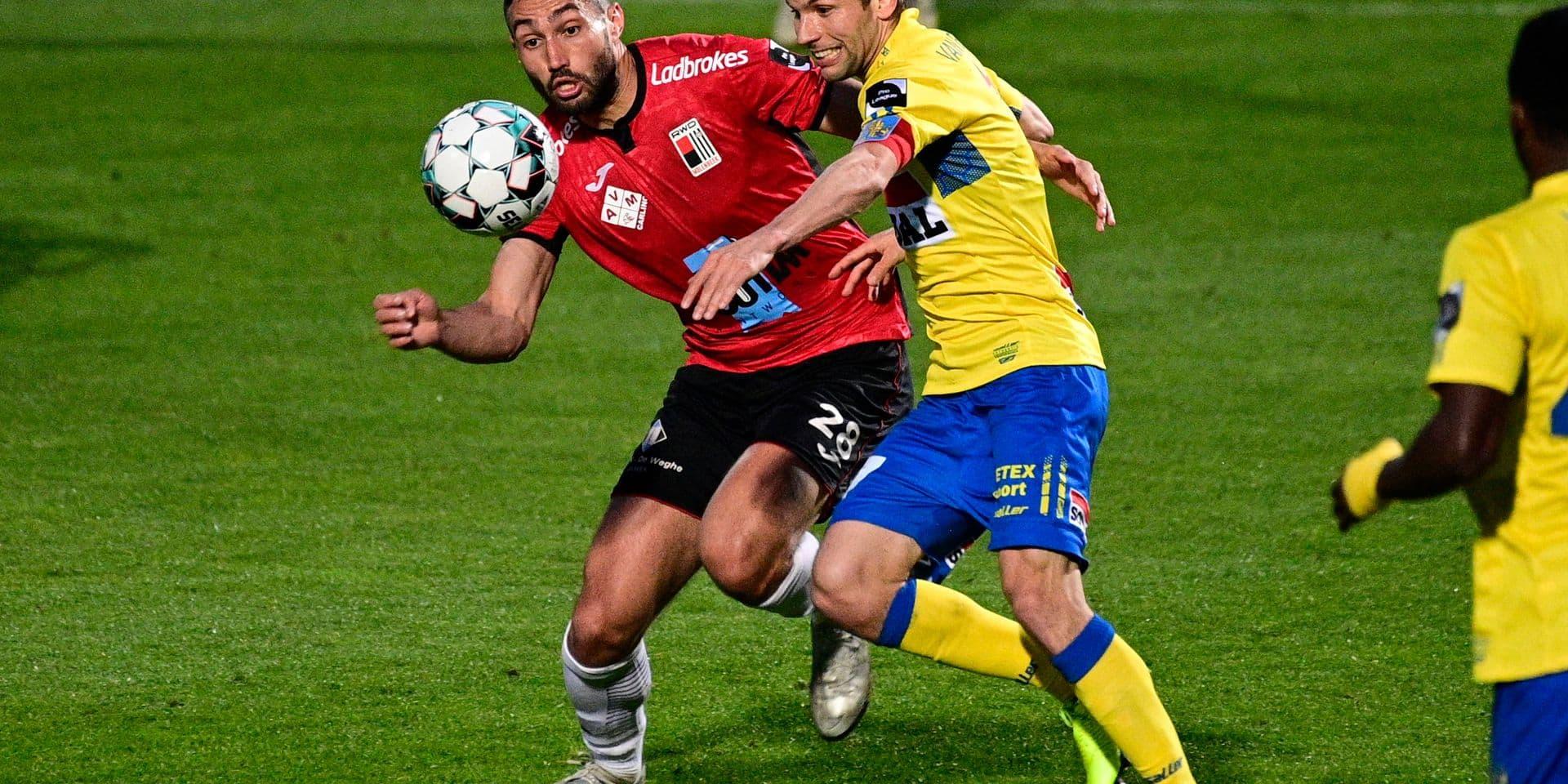"""Premier but pour Mehdi Terki au RWDM: """"Je l'attendais avec impatience"""""""