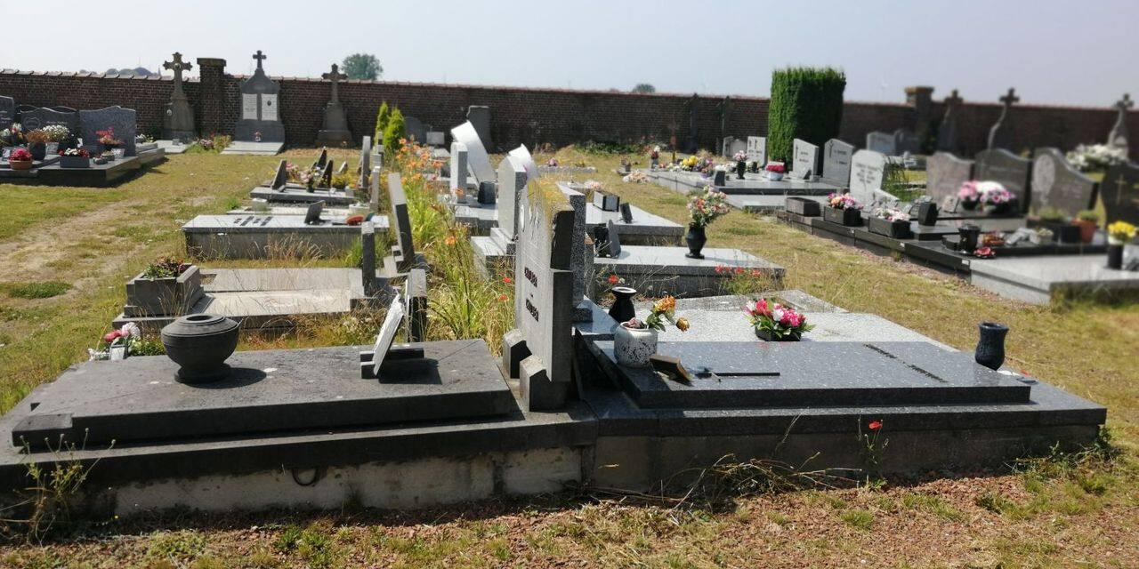 Leuze : pensez à l'ALE pour entretenir vos tombes