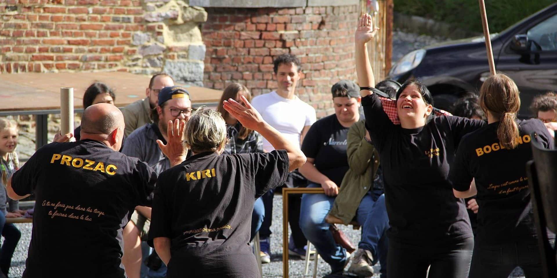 """La cinquième """"Fête à Mimile"""", organisée par la bande à p'Art, aura lieu ce week-end à Audregnies"""