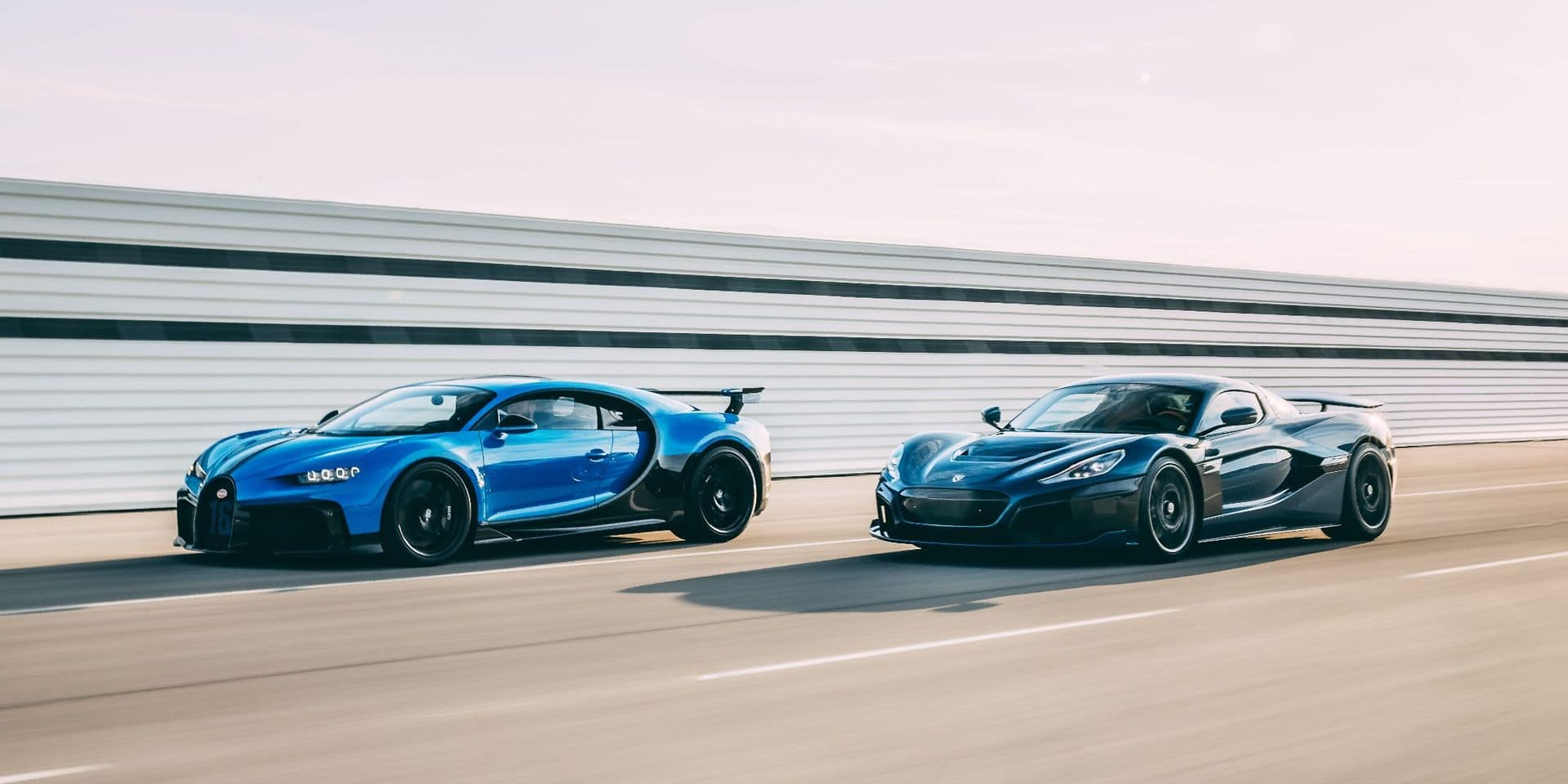 Bugatti vendue à un petit constructeur croate
