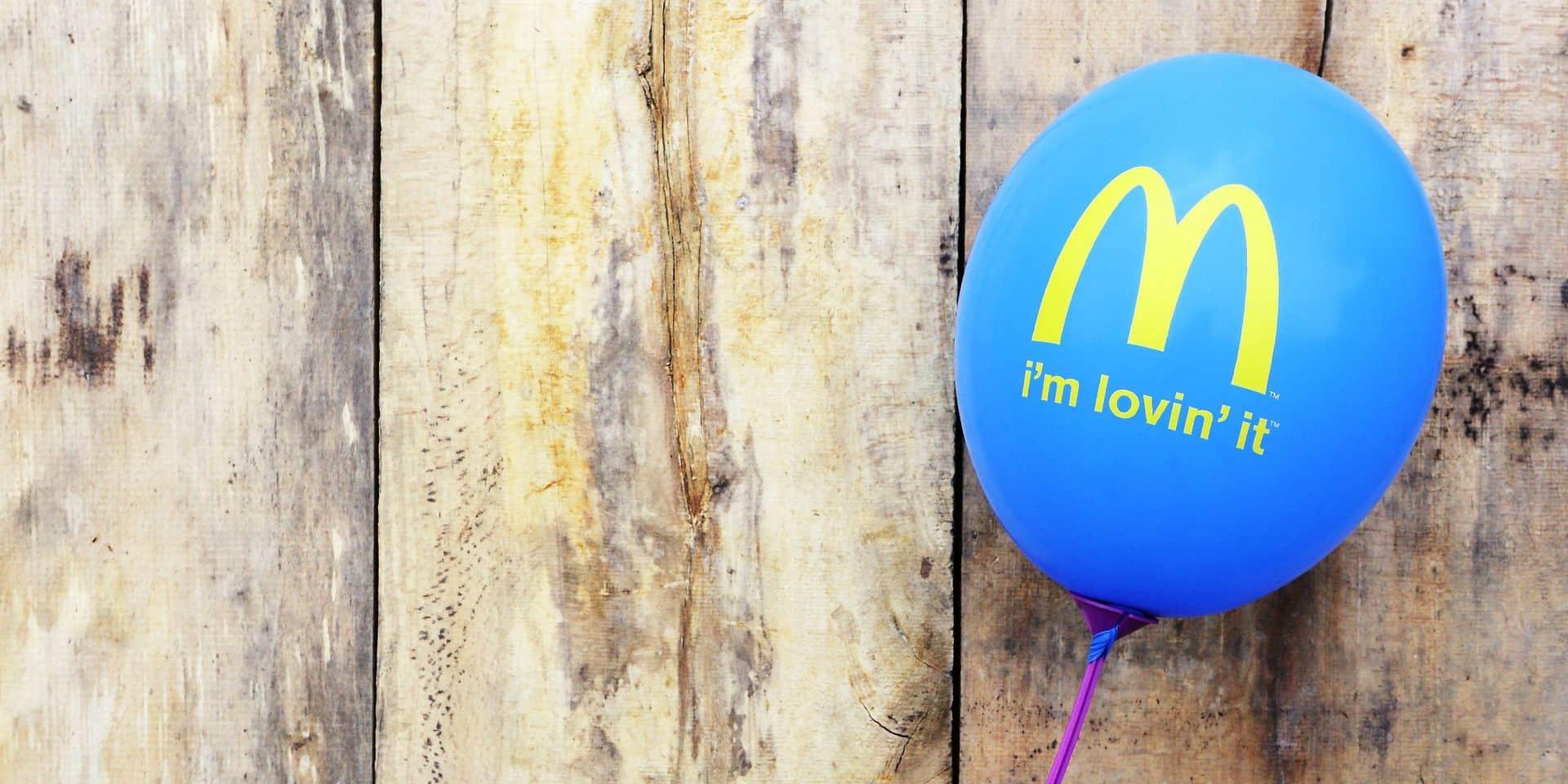 McDonald's reprend ses livraisons dès ce jeudi !