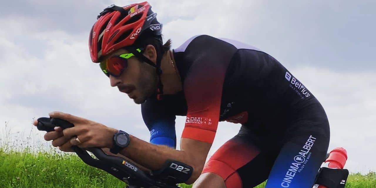 Premier podium Ironman pour Emmanuel Lejeune !