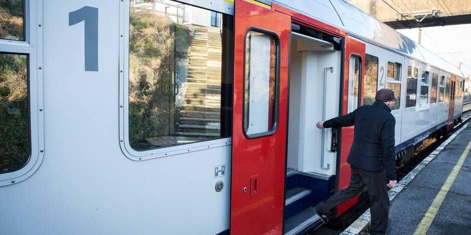 La ponctualité des premiers trains en baisse