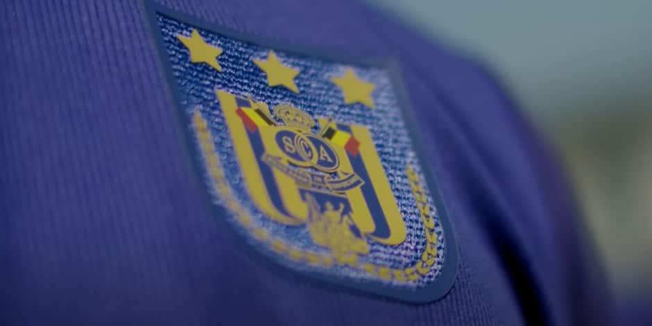 Anderlecht dévoile son nouveau maillot domicile (PHOTOS)