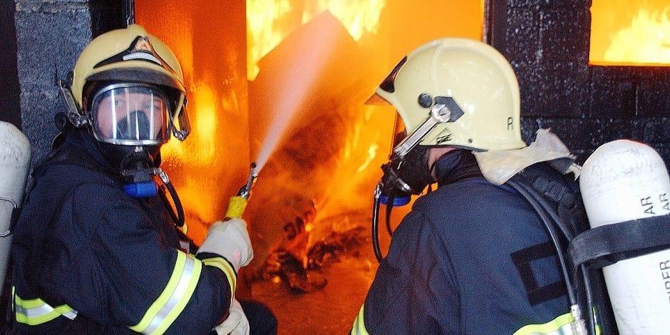 Une personne handicapée a perdu la vie dans un incendie à Deux-Acren