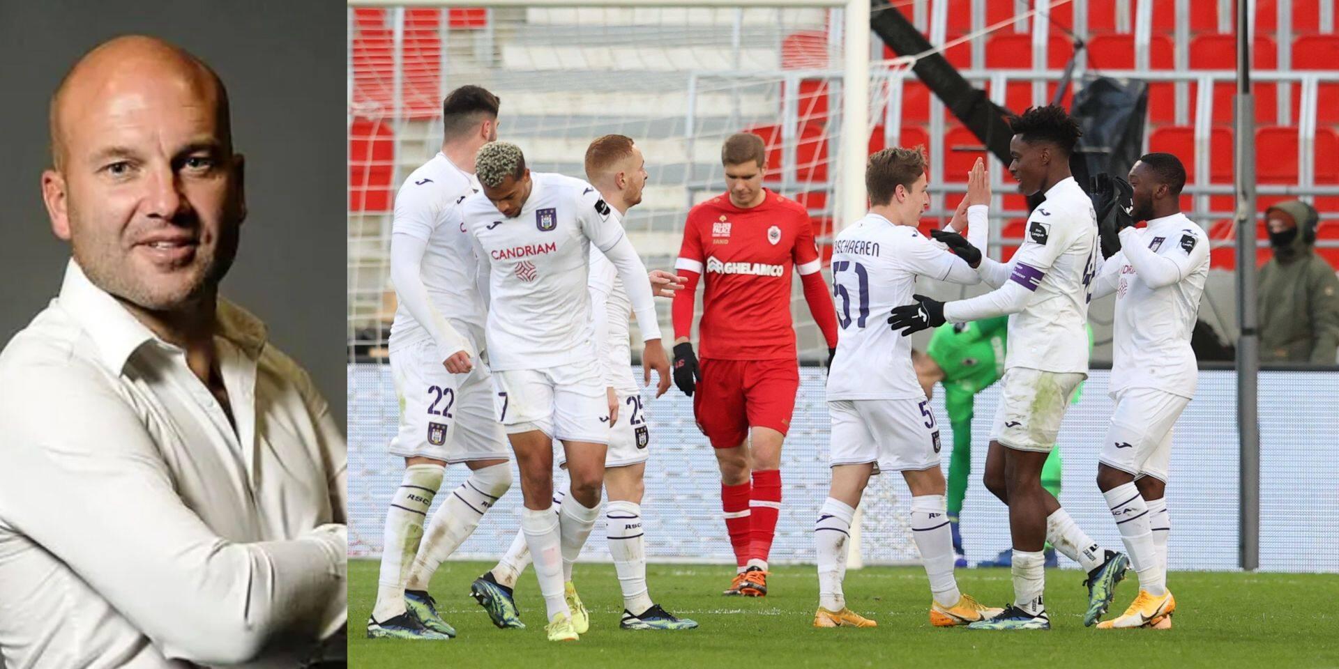 L'avis de l'expert: Quatre buts signés Neerpede face à l'Antwerp
