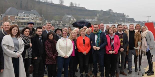 Namur : Le CDH promet de chouchouter les petits commerces (VIDEOS) - La DH