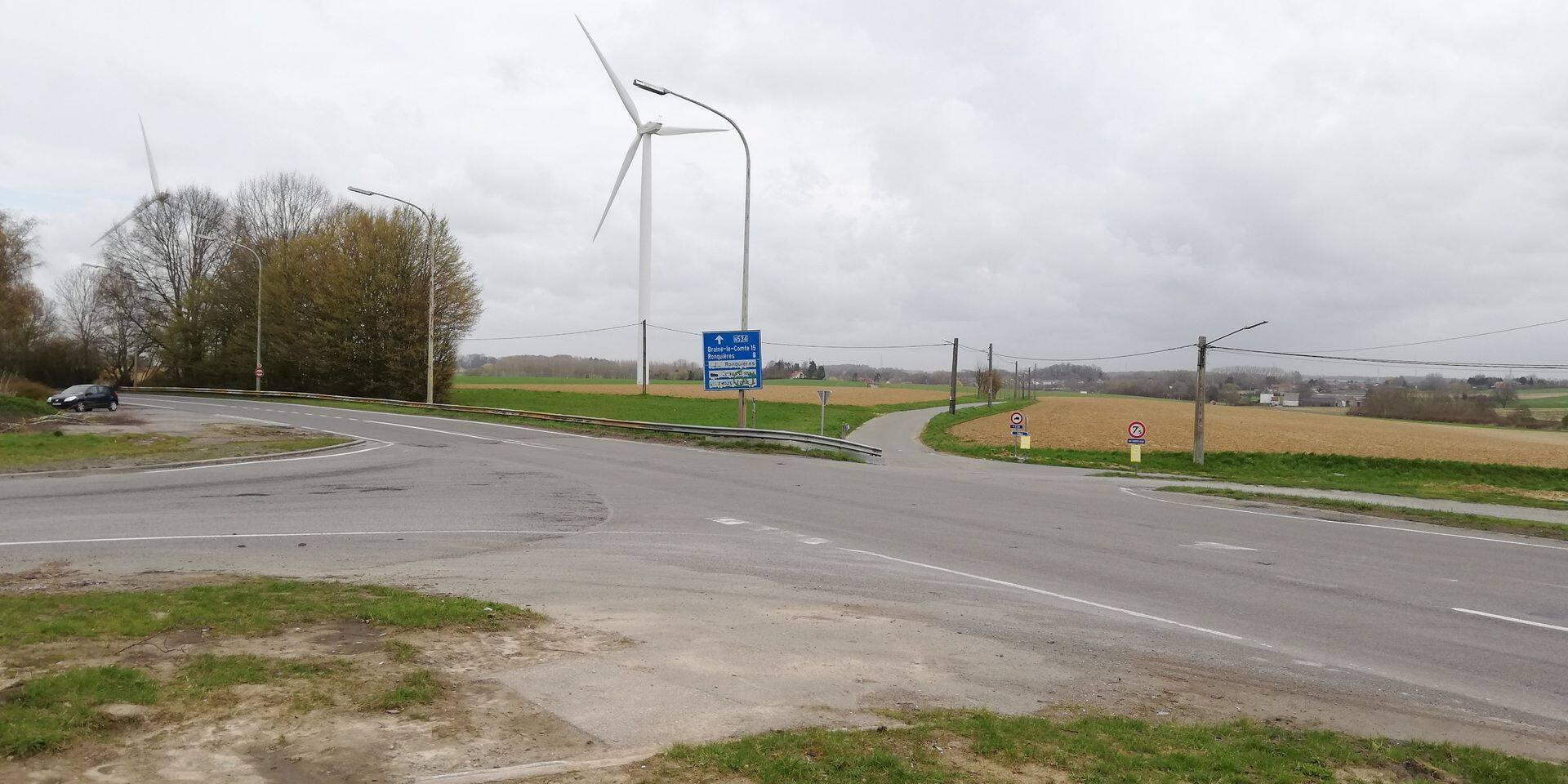 Seneffe: la construction du rond-point de la route Baccara va enfin débuter !