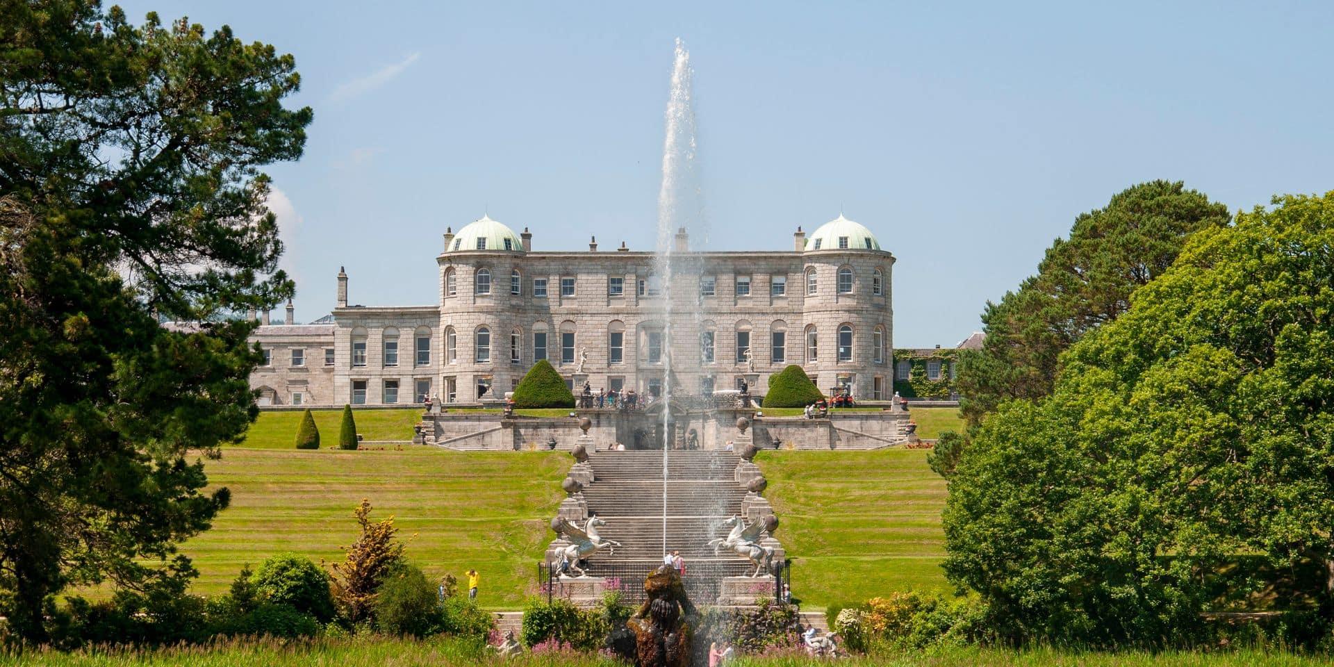 Le château irlandais des ancêtres de Sarah, duchesse d'York