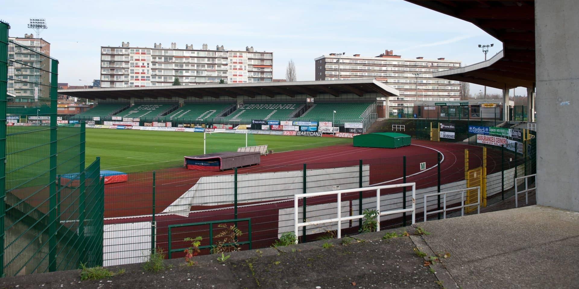 Construction d'un centre d'athlétisme à La Louvière: la ville jette son dévolu sur le stade Tivoli
