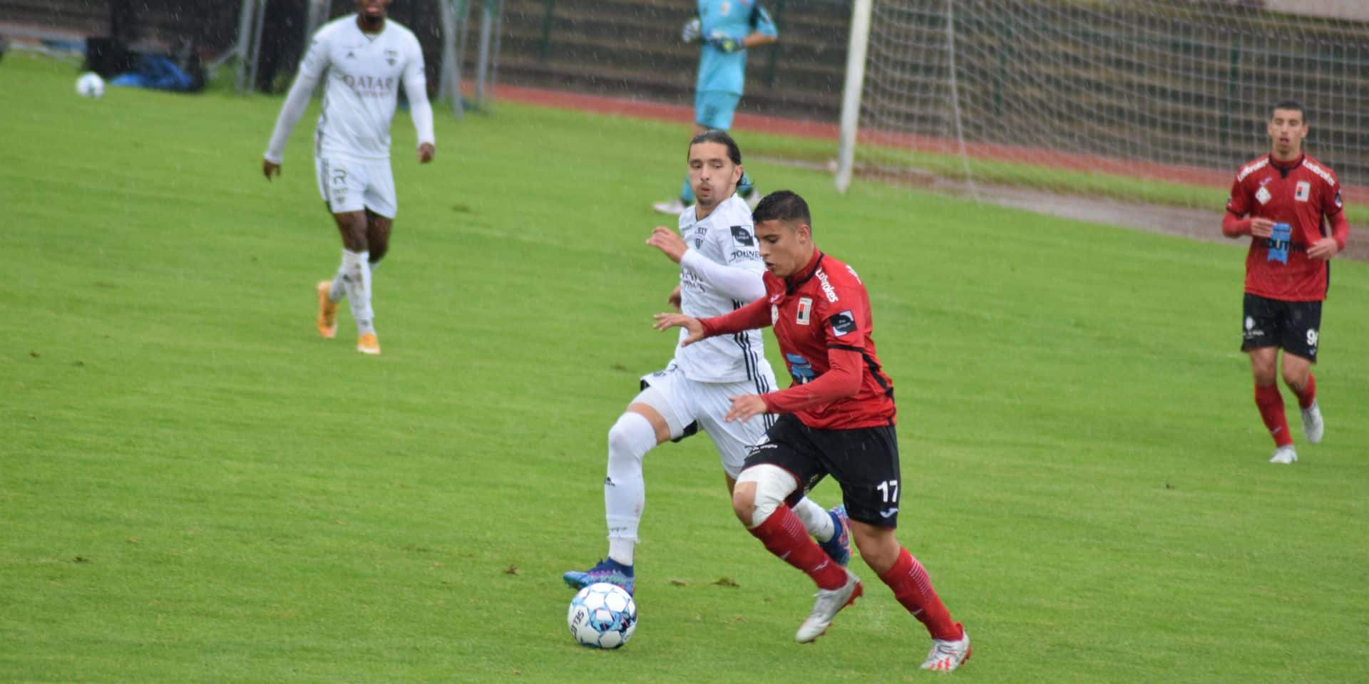 Un bon RWDM s'incline face à Eupen (0-1)