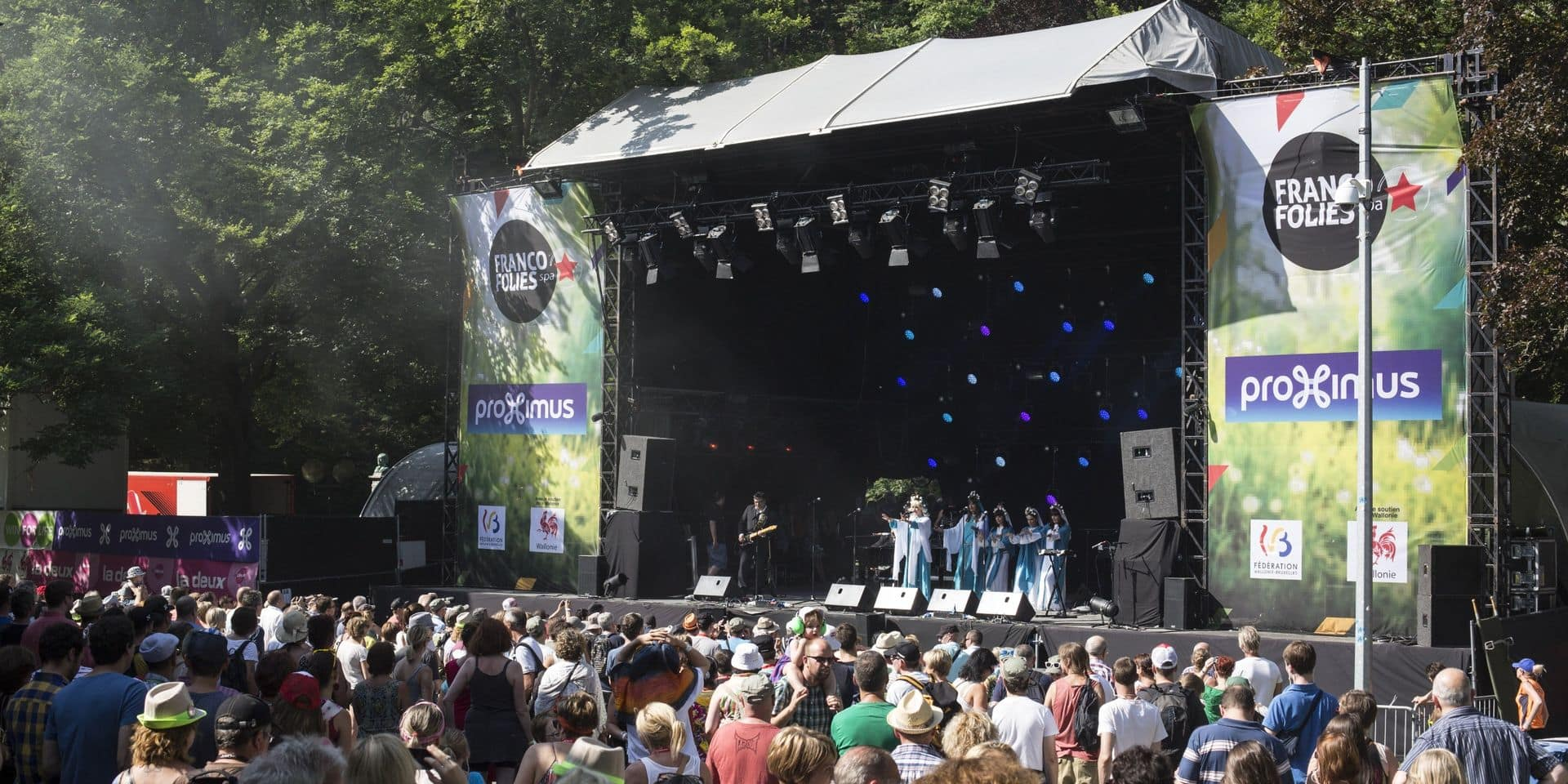 """Charles Gardier, codirecteur des Francos de Spa, à propos des festivals cet été: """"Il n'y a pas de plan B satisfaisant"""""""