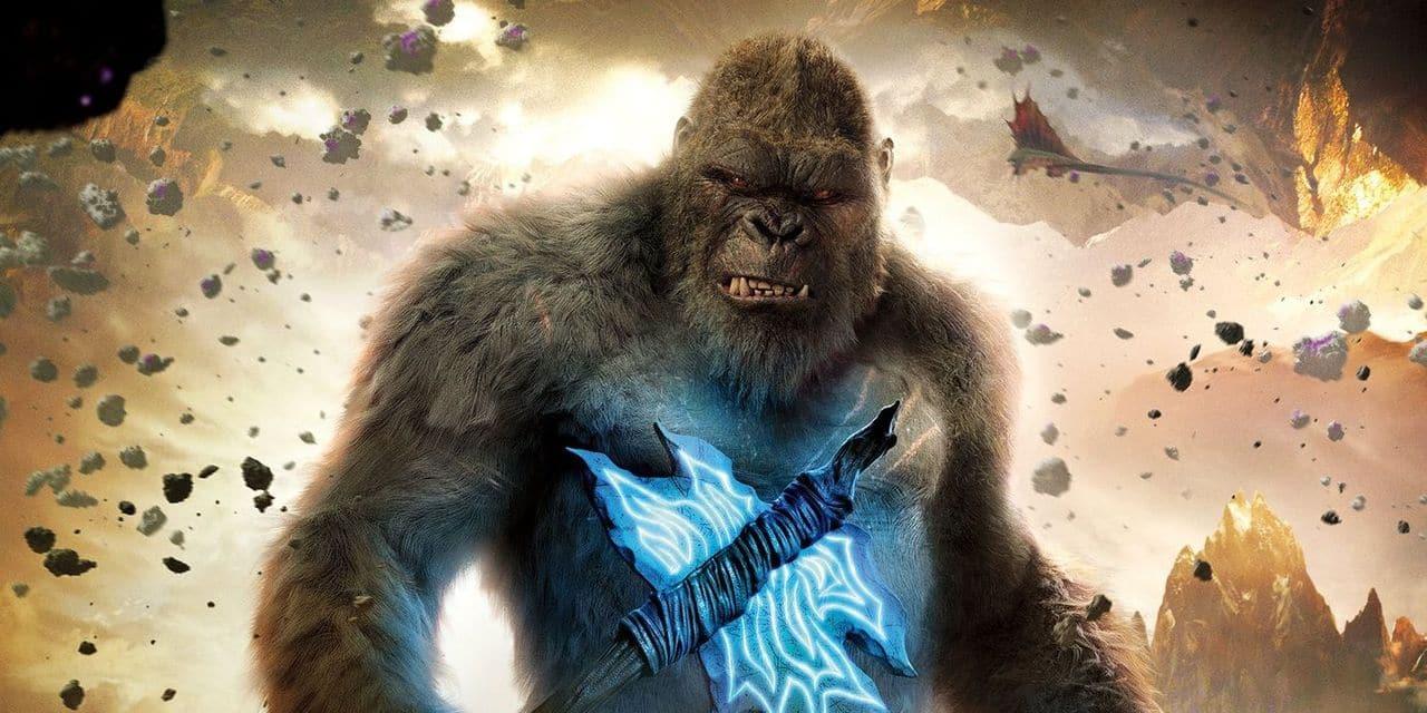 King Kong a un fils et il va faire du cinéma