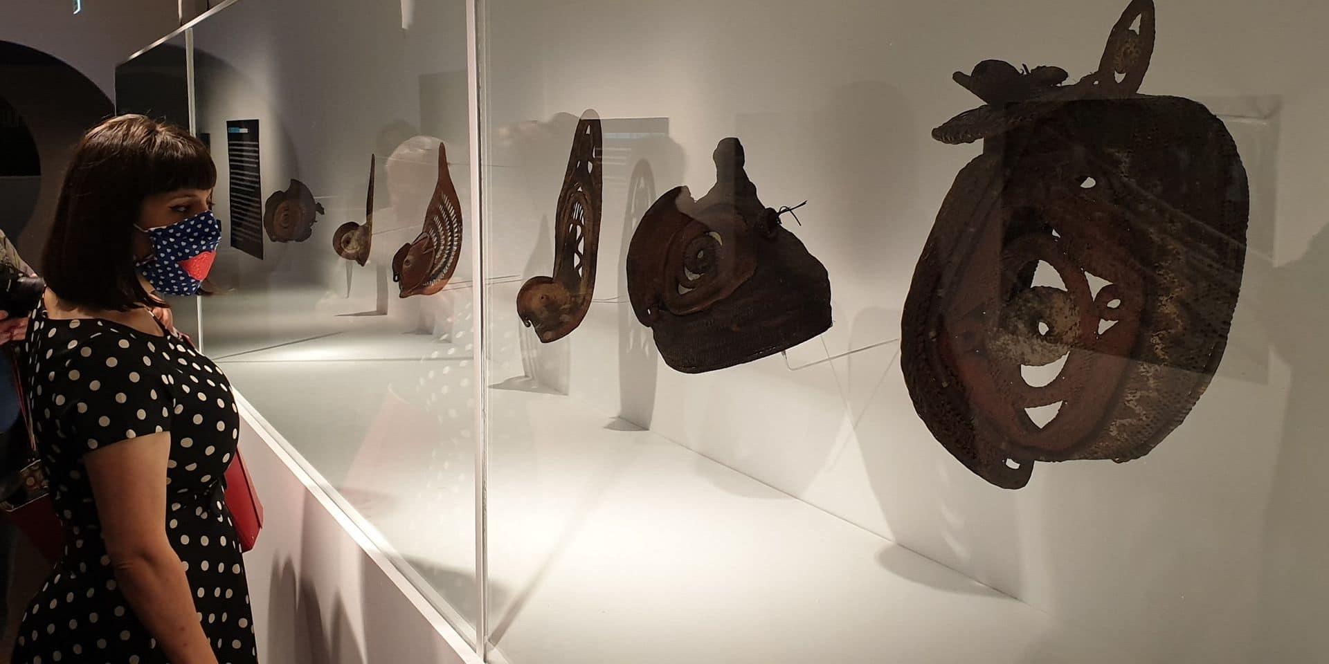 Binche: Le Musée du Masque fait sa rentrée avec deux expos renversantes
