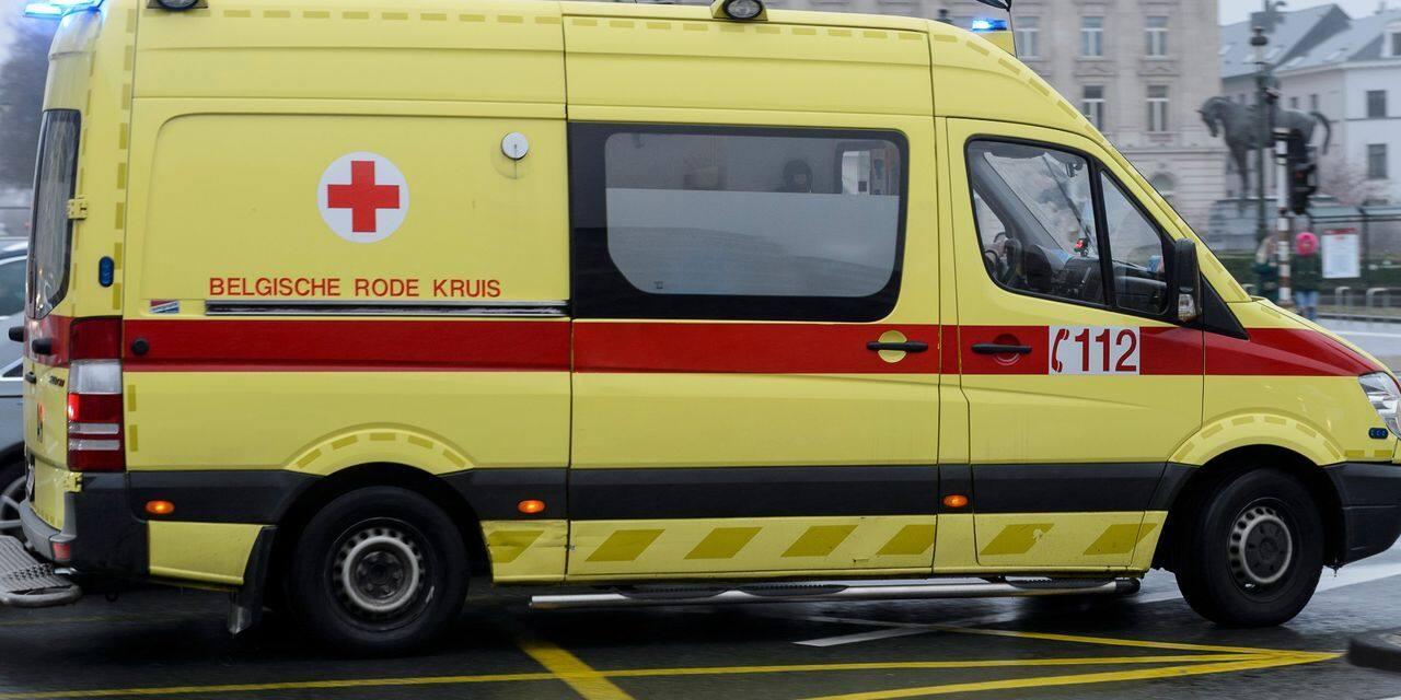Laeken : La petite fille tombée du 4e étage est aux soins intensifs