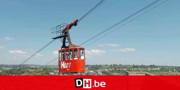 Téléphérique de Huy .