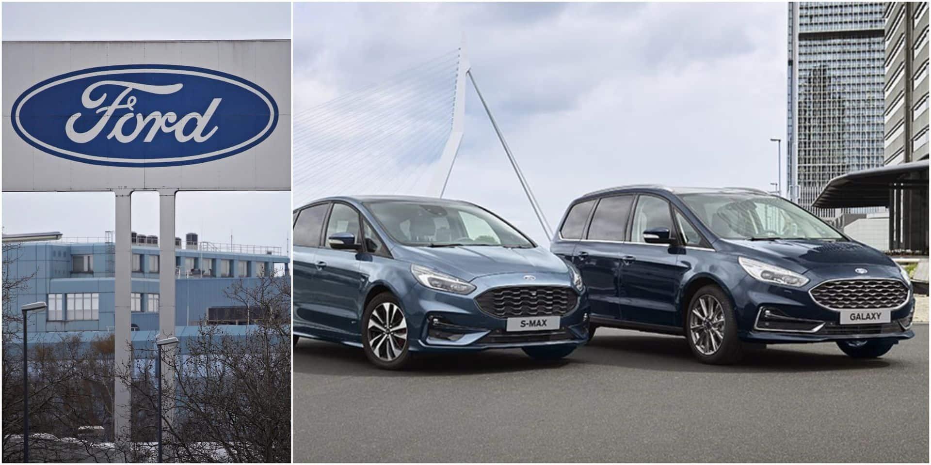 Ford: les S-Max et Galaxy passent en hybride