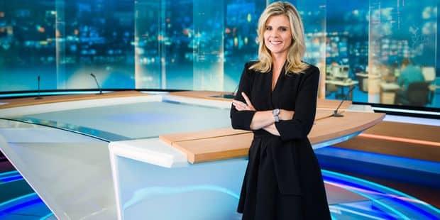 """Caroline Fontenoy (RTL), madame élections pour la première fois : """"Je me sens comme un poisson dans l'eau !"""" - La DH"""