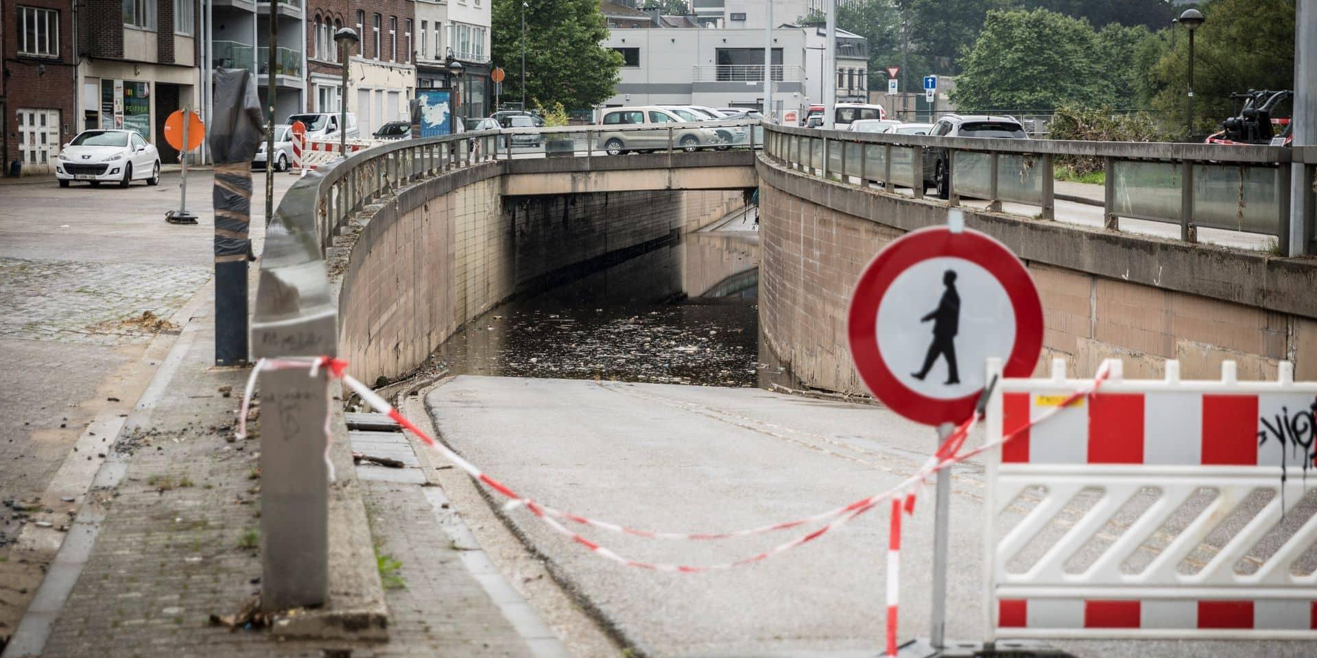 Pas de commission spéciale inondations