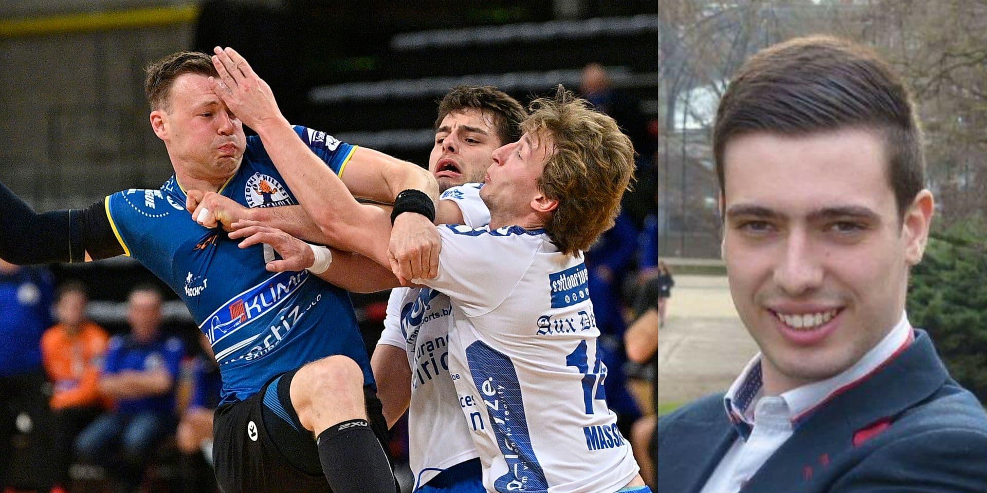 Pas de finale de championnat de Belgique en handball: un peu comme un marathon sans ligne d'arrivée…