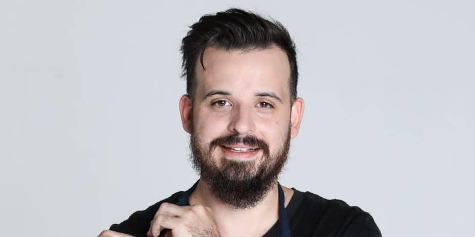 """Adrien Cachot, ancien finaliste de Top Chef: """"Avant, on ne m'acceptait nulle part"""""""
