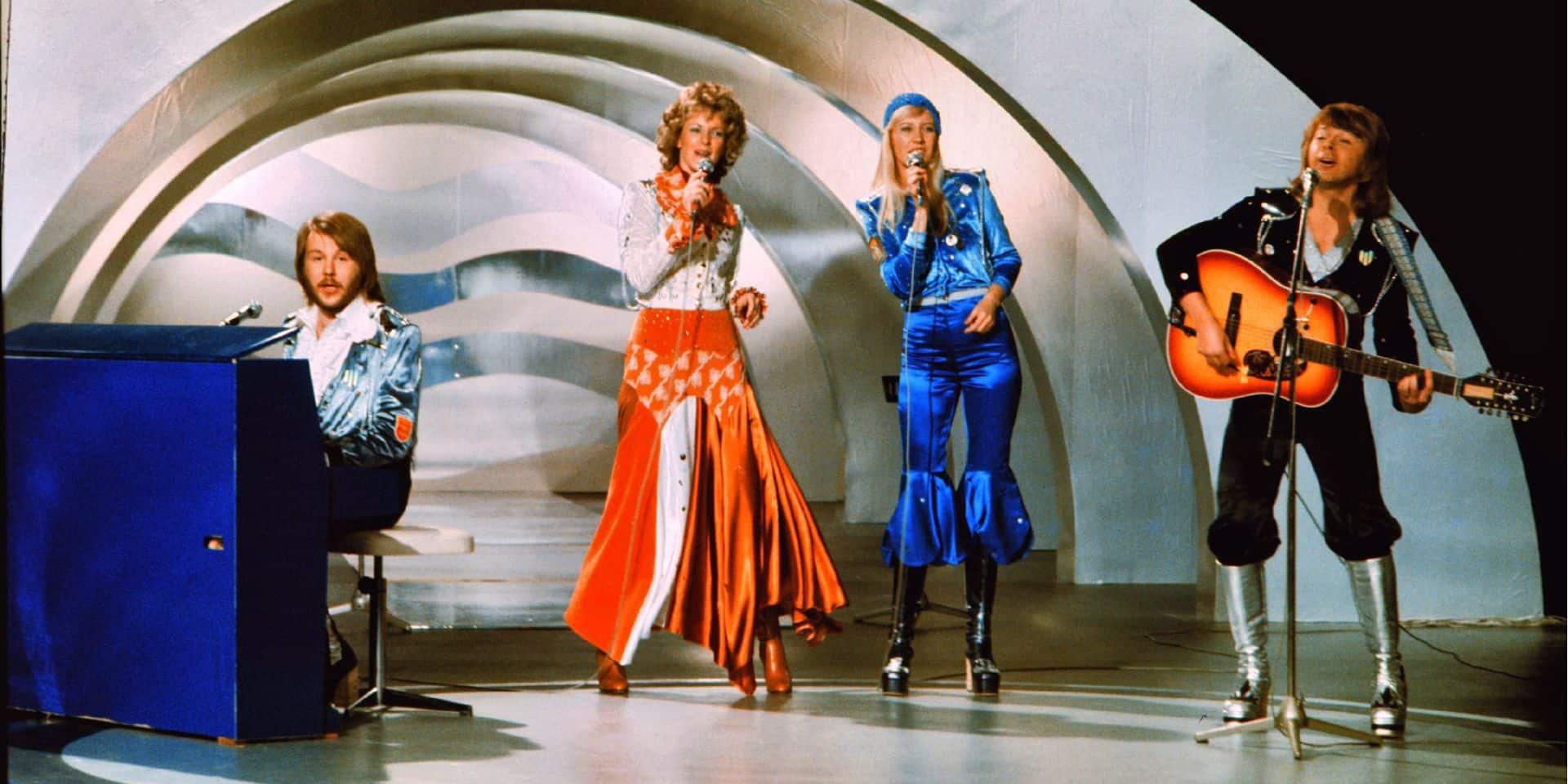 BRITAIN-SWEDEN-MUSIC-ABBA