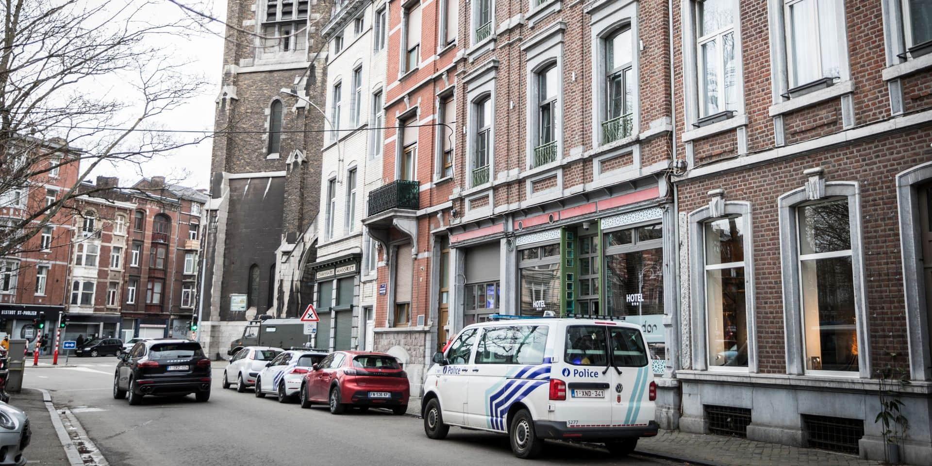 Liège : un décès et trois blessés dans l'effondrement d'un balcon