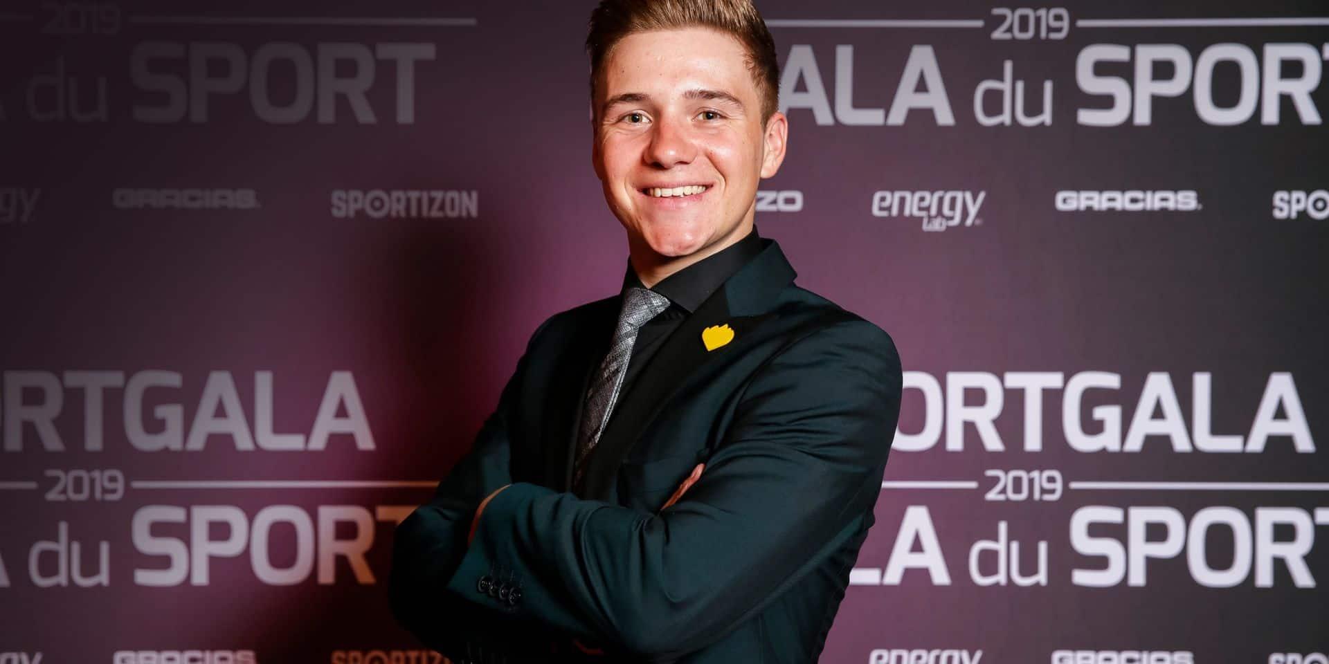 """Evenepoel va courir le Giro 2020 : """"J'ai compris la saison dernière que je suis un des meilleurs spécialistes"""""""