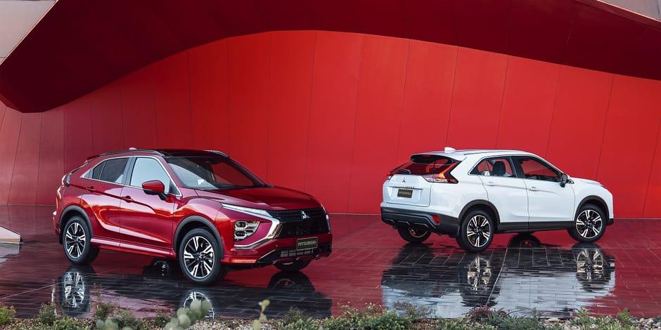Mitsubishi Eclipse Cross Plug-In Hybride : le modèle va finalement peut-être débarquer chez nous...
