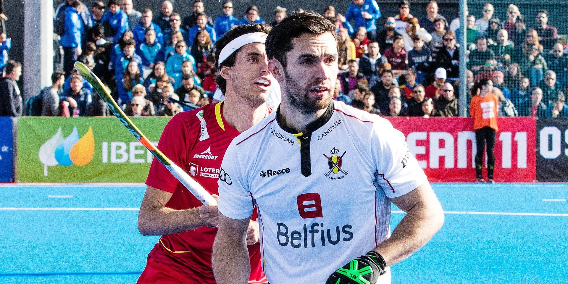 Hockey Pro League: aux Red Lions de corriger le tir face à l'Argentine