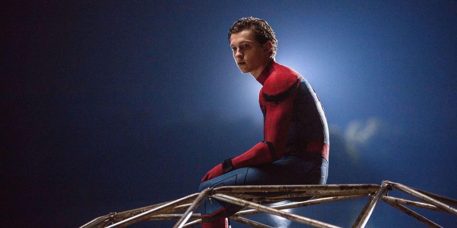 """Tom Holland, alias Spider Man, dans la Toile de nos questions : """"au fond de moi, je sais que je manque encore de confiance"""""""