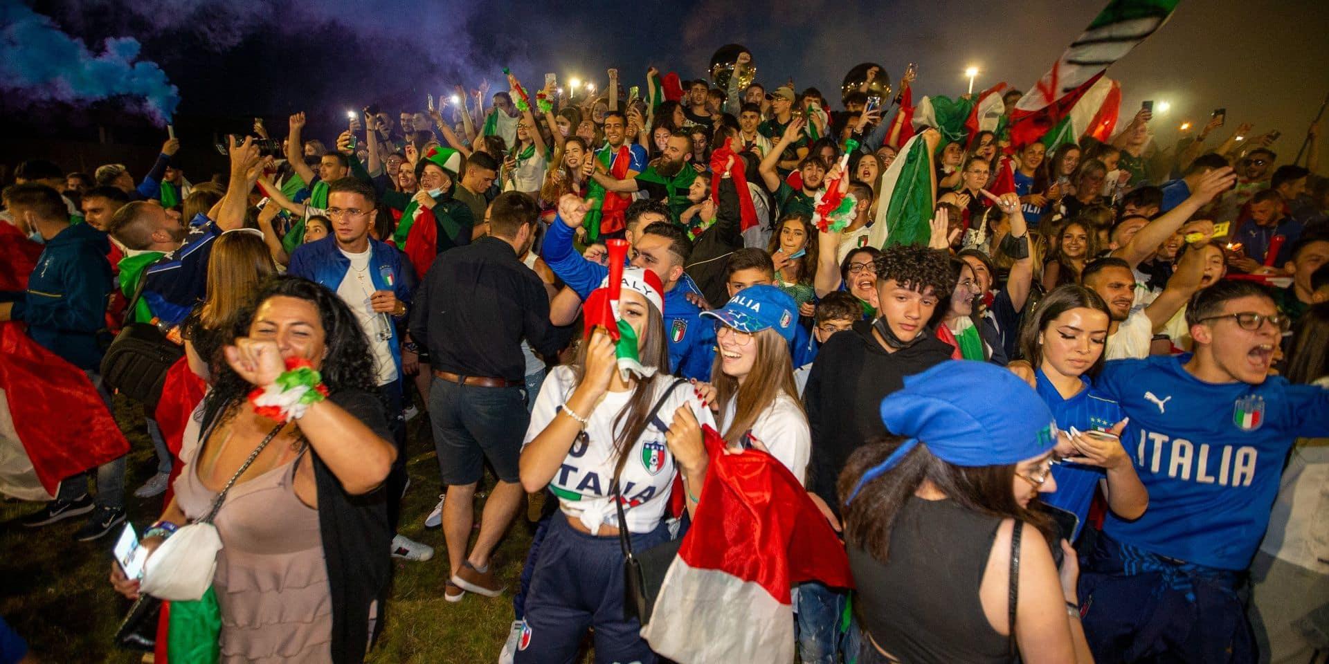 Quaregnon: des dispositions prises pour le match Espagne-Italie