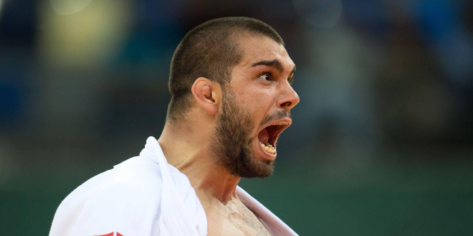 Judo : Nouvelle luxation de l'épaule pour Toma Nikiforov !
