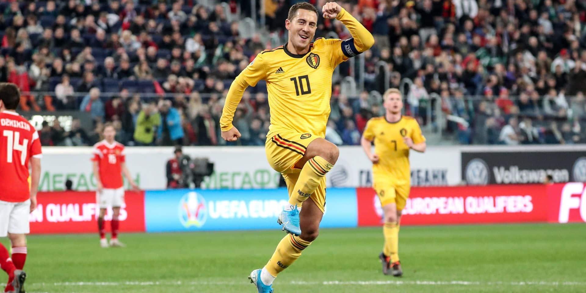 Krëfel remet ça pour l'Euro 2020: 17 buts de nos Diables Rouges et votre télévision est remboursée !