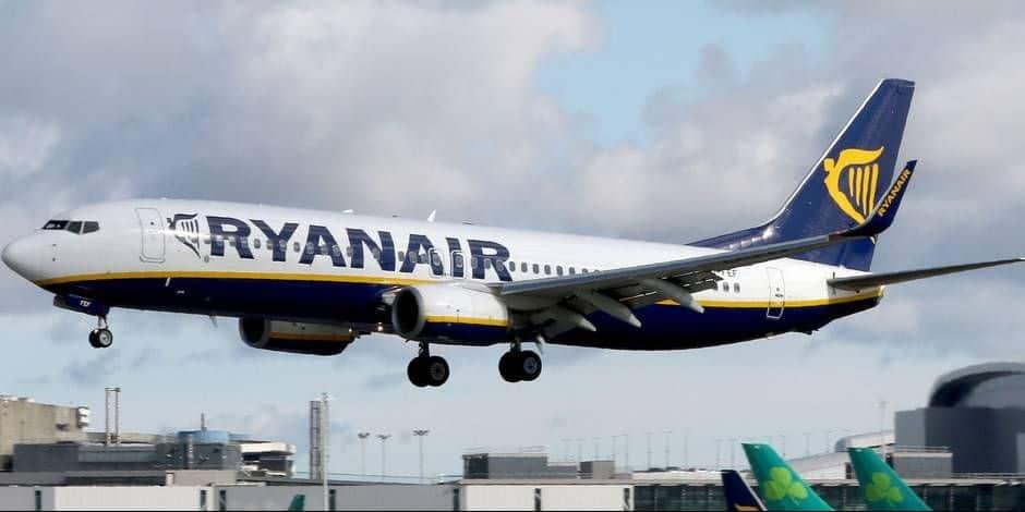 Ryanair dément que l'avion Ténérife-Charleroi ait fait demi-tour à cause du volcan de La Palma