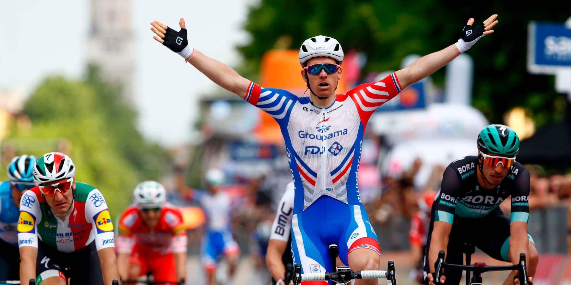 Tour d'Italie: Personne ne domine les sprints